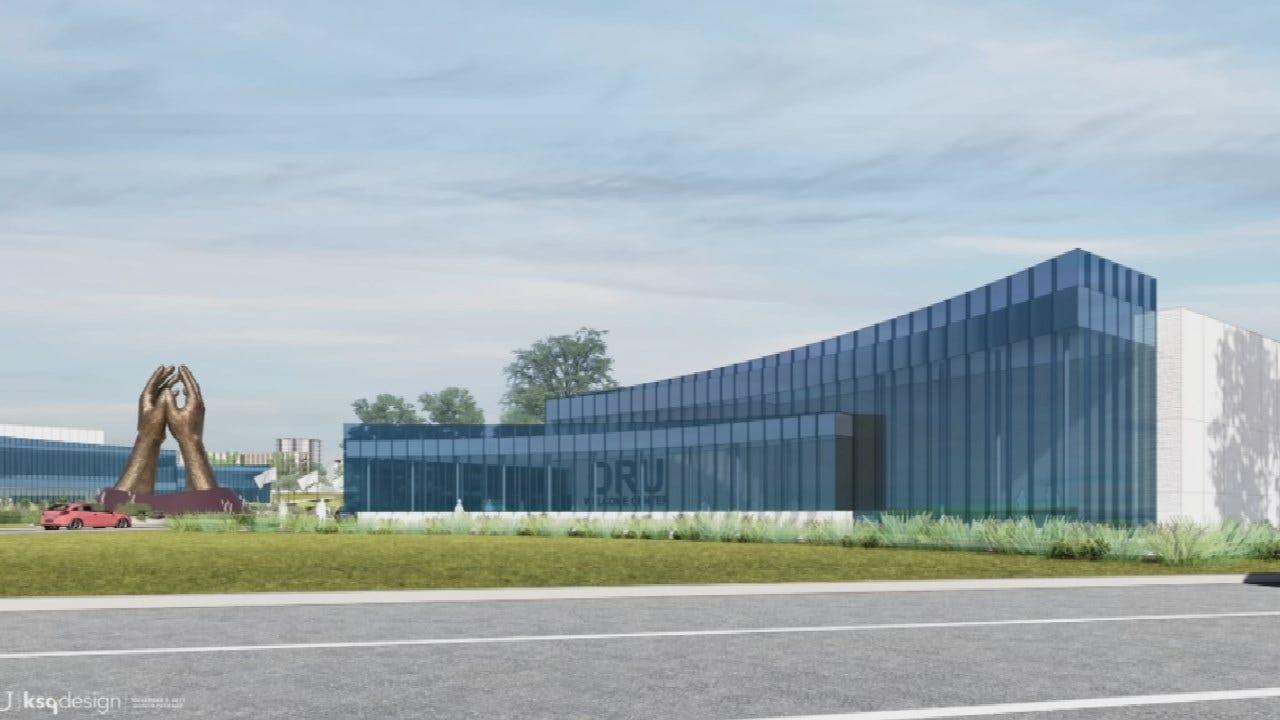 ORU Begins Work On Multimillion-Dollar Building Campaign