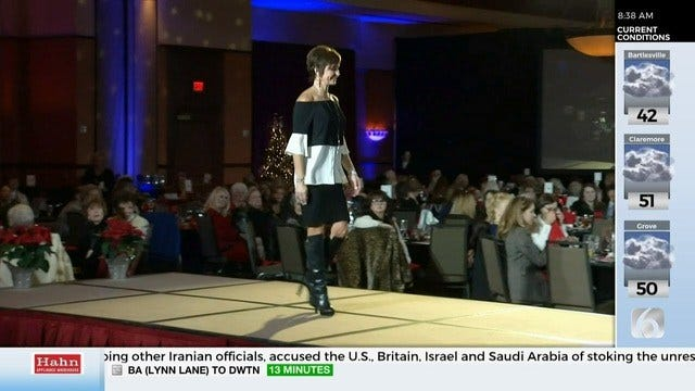 The Salvation Army To Hold 67th Annual Women's Auxiliary Christmas Luncheon & Fashion Show