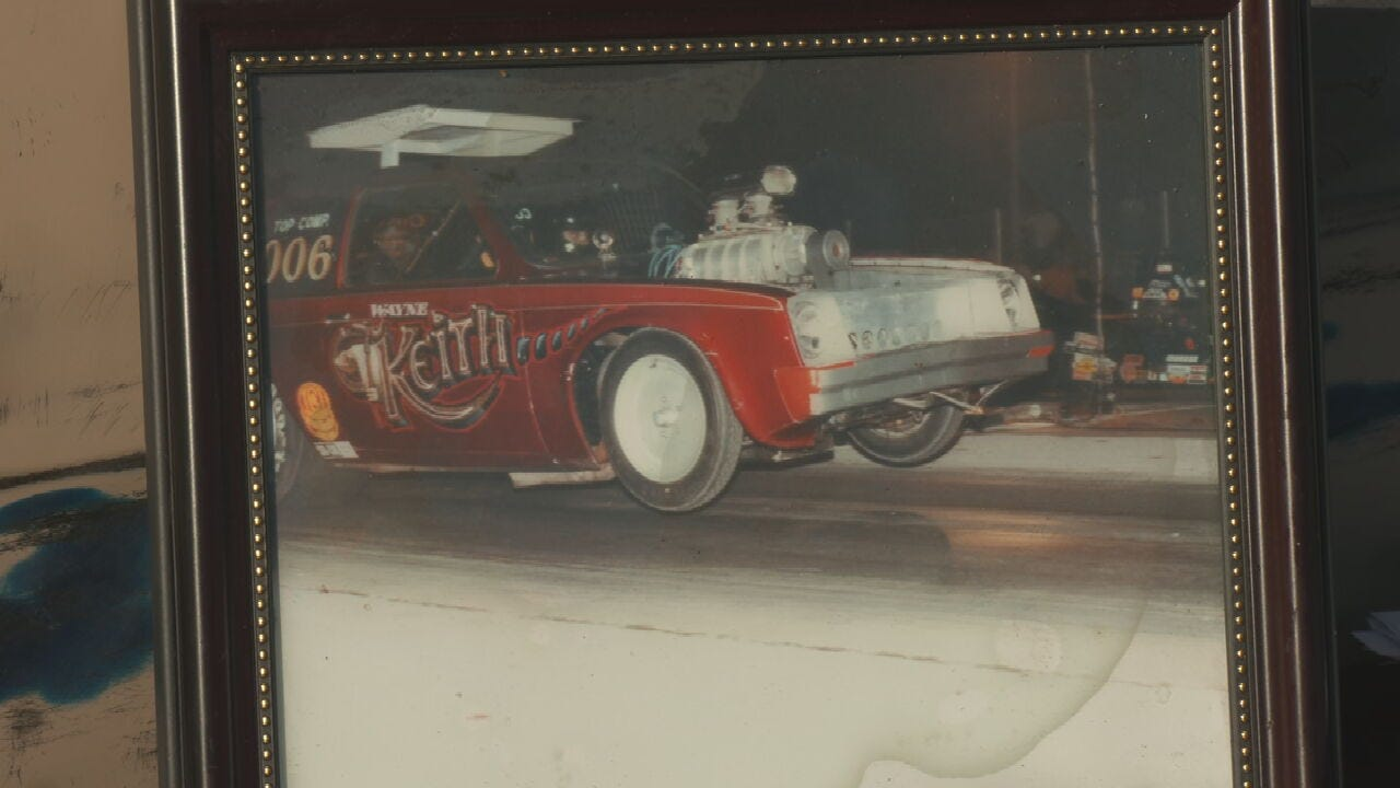 Stolen Race Car Returned To Owner 30 Years Later