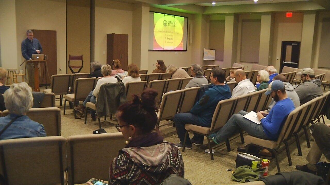 Tulsa First Baptist Church Hosts Series To Address Abuse