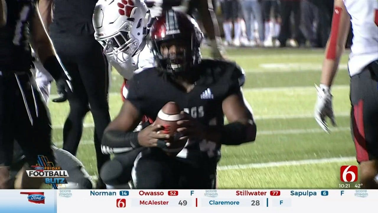 Wagoner Heads To Round 2 Of Playoffs With Win Over Fort Gibson