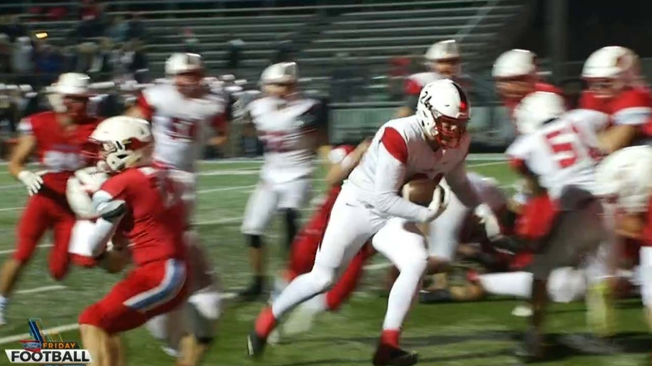 Bishop Kelley Shuts Out Collinsville