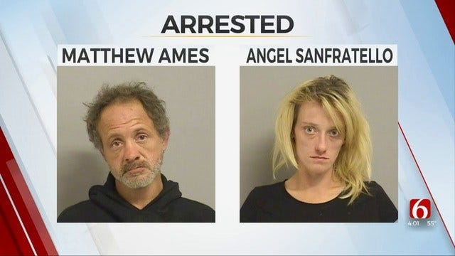 2 Arrested, Accused Of Breaking Into Tulsa Storage Units, Police Say