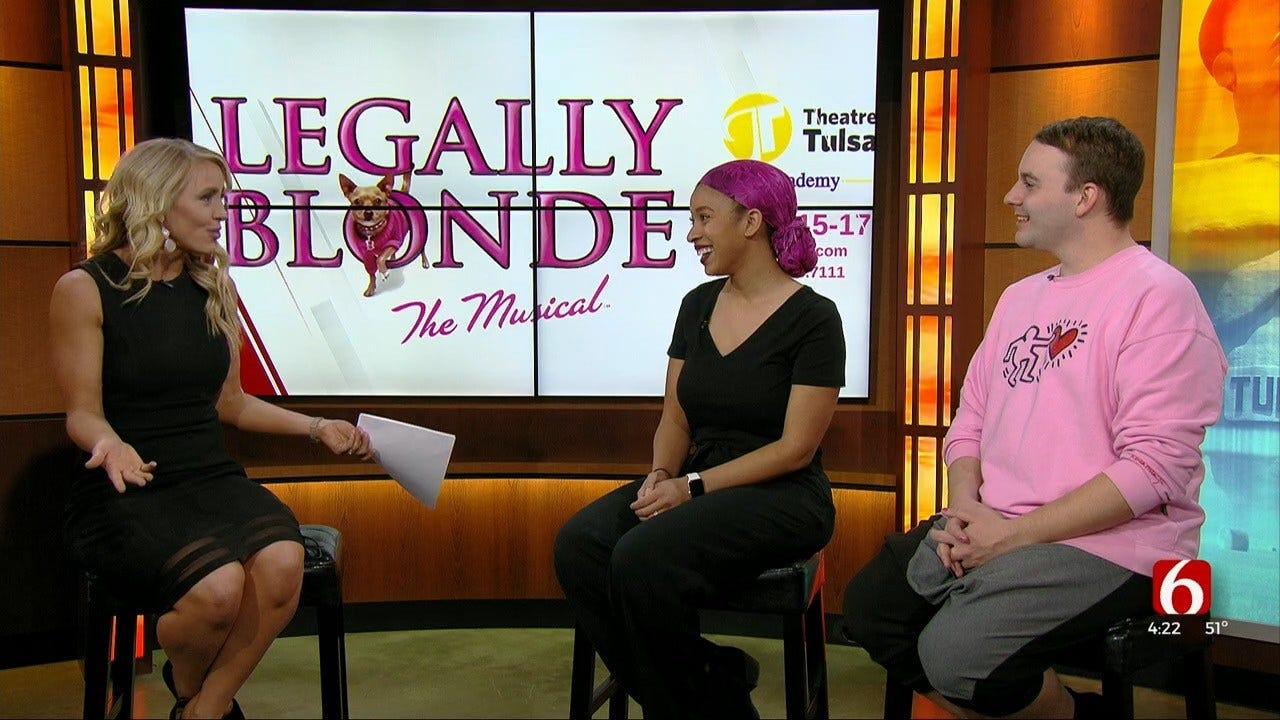 Tulsa Theatre Arts Talks Production Of Legally Blonde