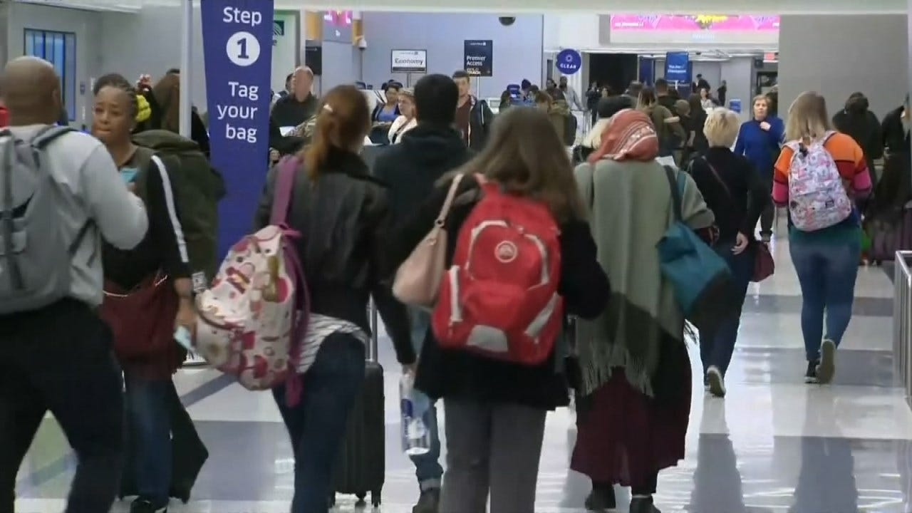 2nd Highest Number Of People Expected To Travel For Thanksgiving, AAA Says