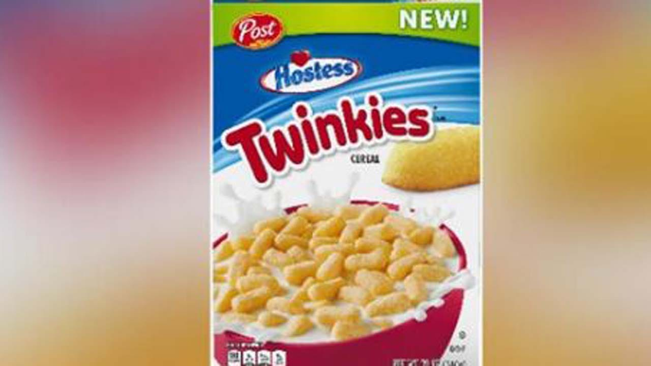 Twinkies For Breakfast? Snack Cake In Cereal Form Coming To Stores Nationwide