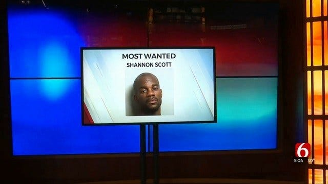 Tulsa's Most Wanted Accused Of Assault, Burglary, Kidnapping