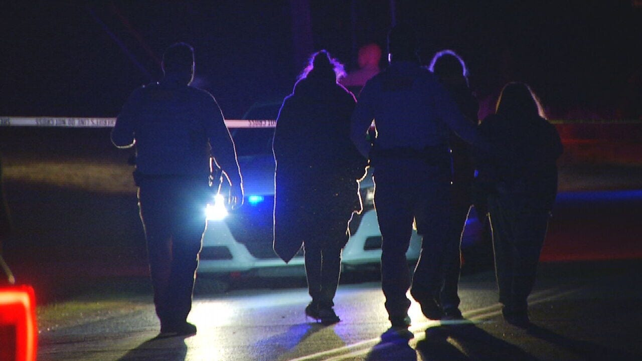 Tulsa Police Investigating After 1 Person Injured In Overnight Shooting
