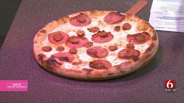 Andolini's Barzini Pizza