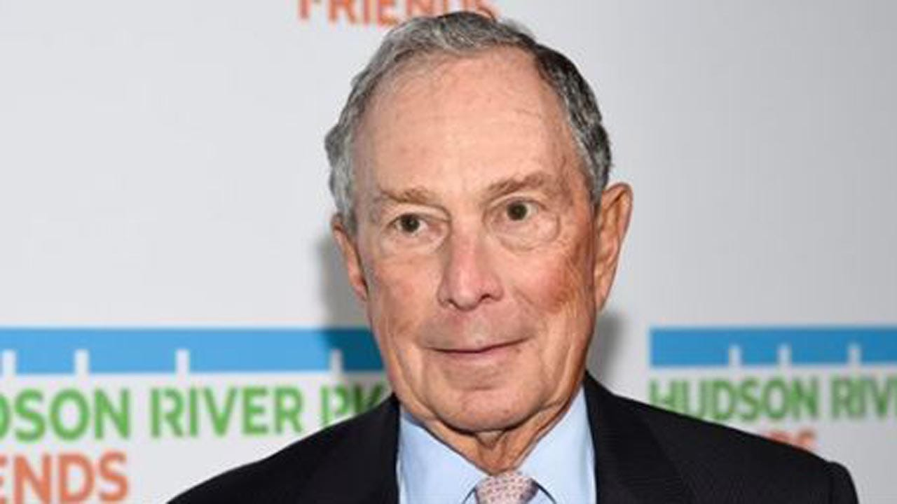 Bloomberg Takes Steps To Enter 2020 Democratic Presidential Race