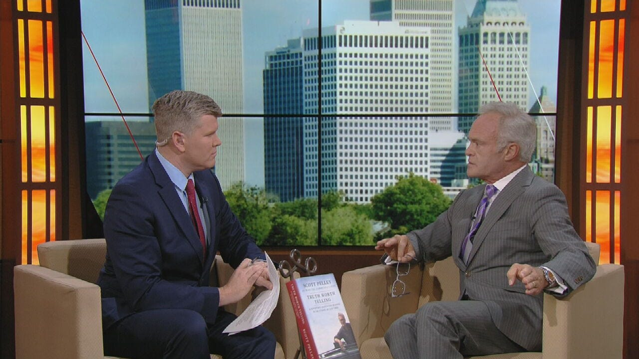 60 Minutes Correspondent Scott Pelley On His New Book Truth Worth Telling