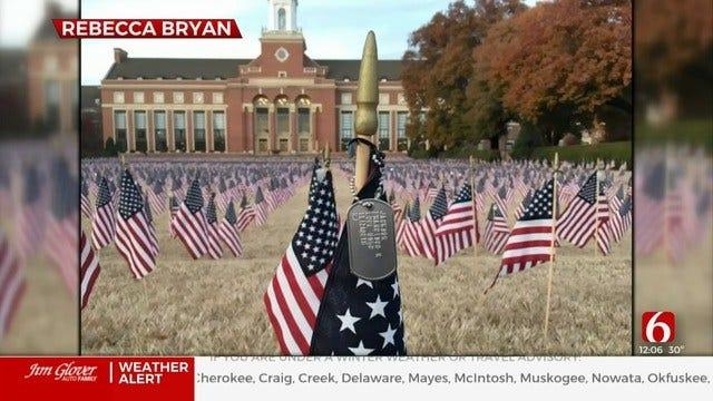 Oklahoma Towns, Businesses Honor Veterans