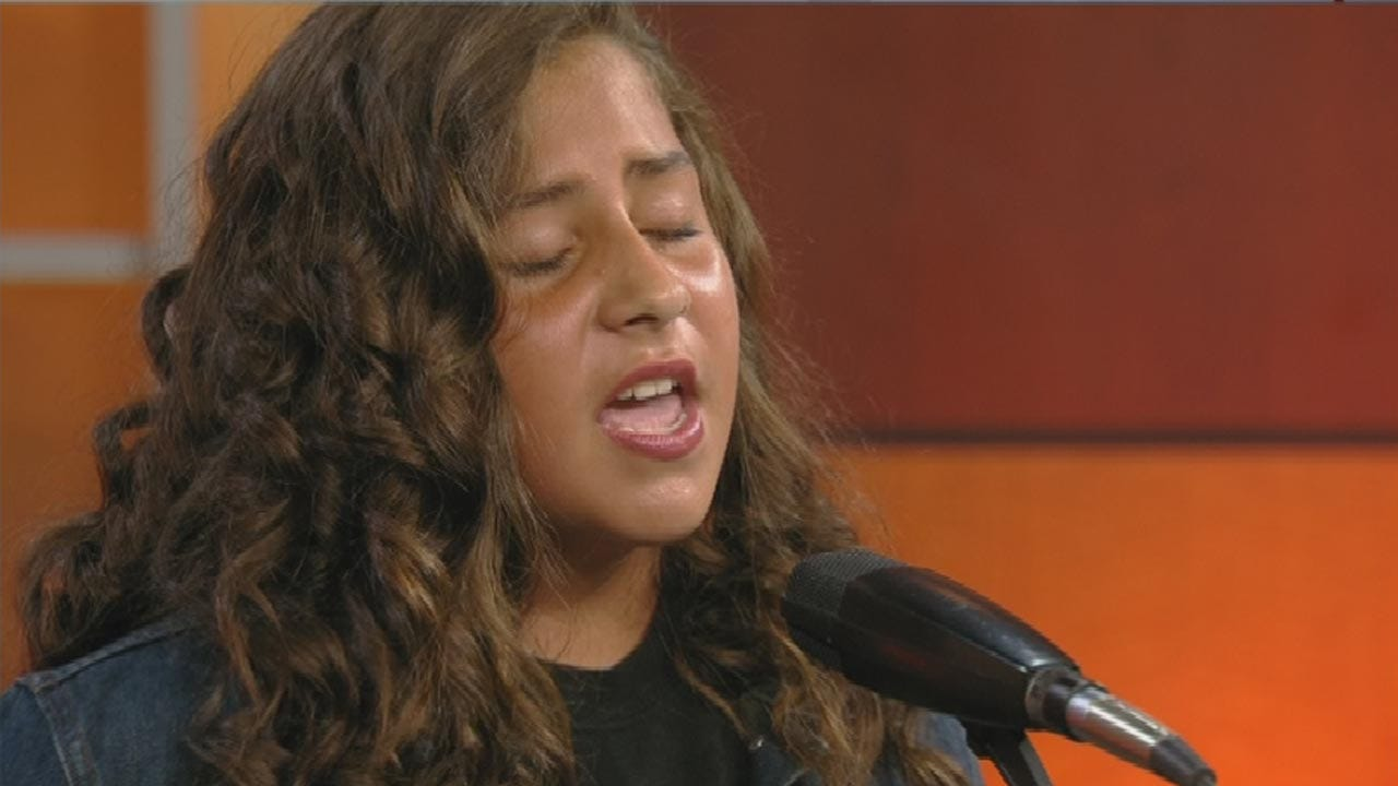 WATCH: Oklahoma's Own Ava Johnson Performs 'Heaven's Window'