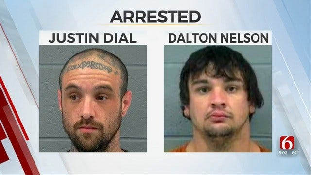 Fugitive Captured In Rogers County