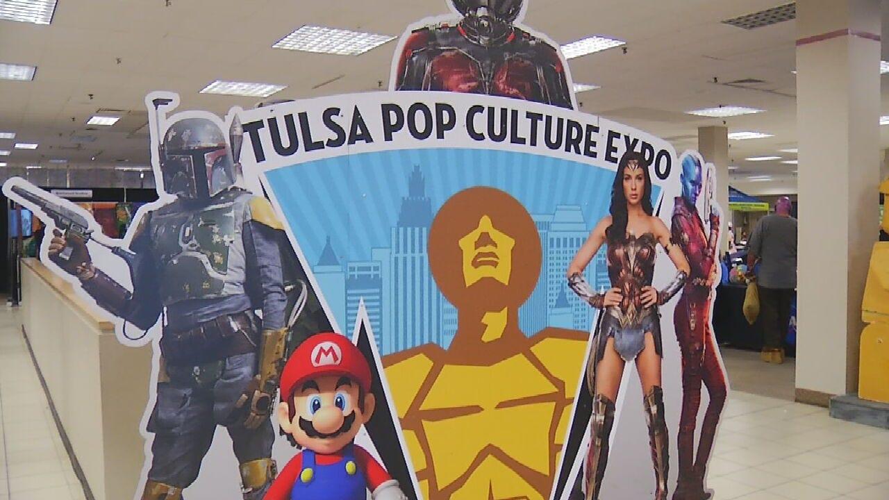 Tulsa POP Expo Brings Celebrities & NASA To Woodland Hills Mall