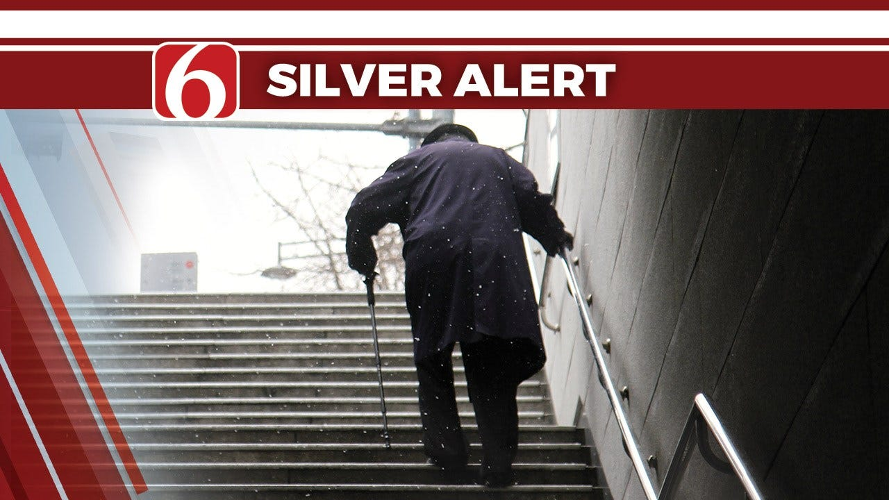 Silver Alert Issued For Missing Tulsa Woman