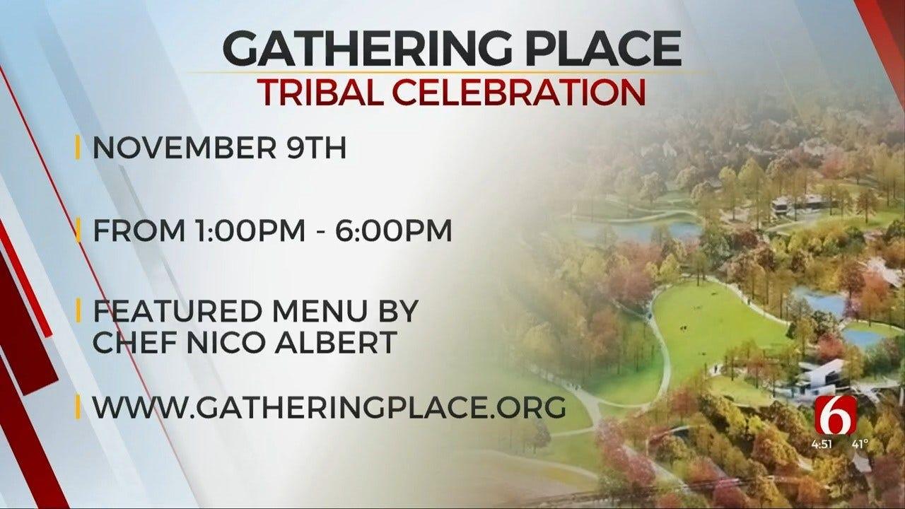 Tulsa's Gathering Place Tribal Celebration