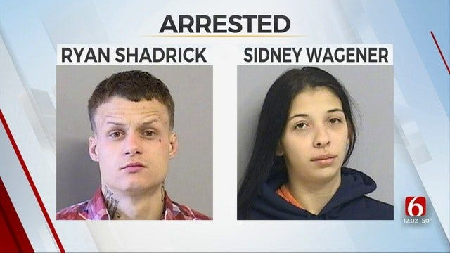 2 Tulsans Accused Of Robbing A Man Through Dating App