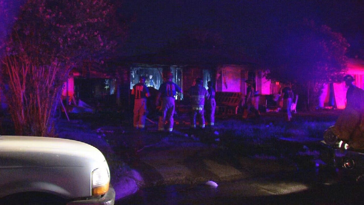Tulsa Fire: Arson May Be To Blame For Repeat House Fires