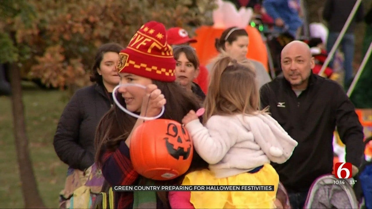 Halloween Events In Green Country