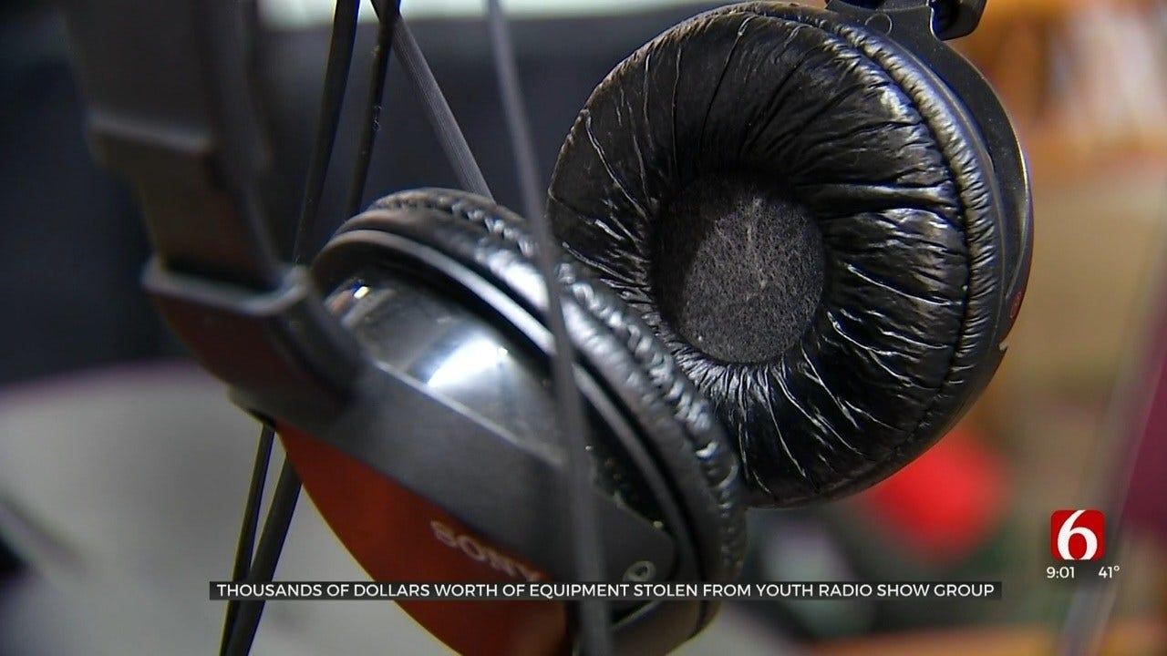Thieves Target Youth Tulsa Radio Group In Atlanta