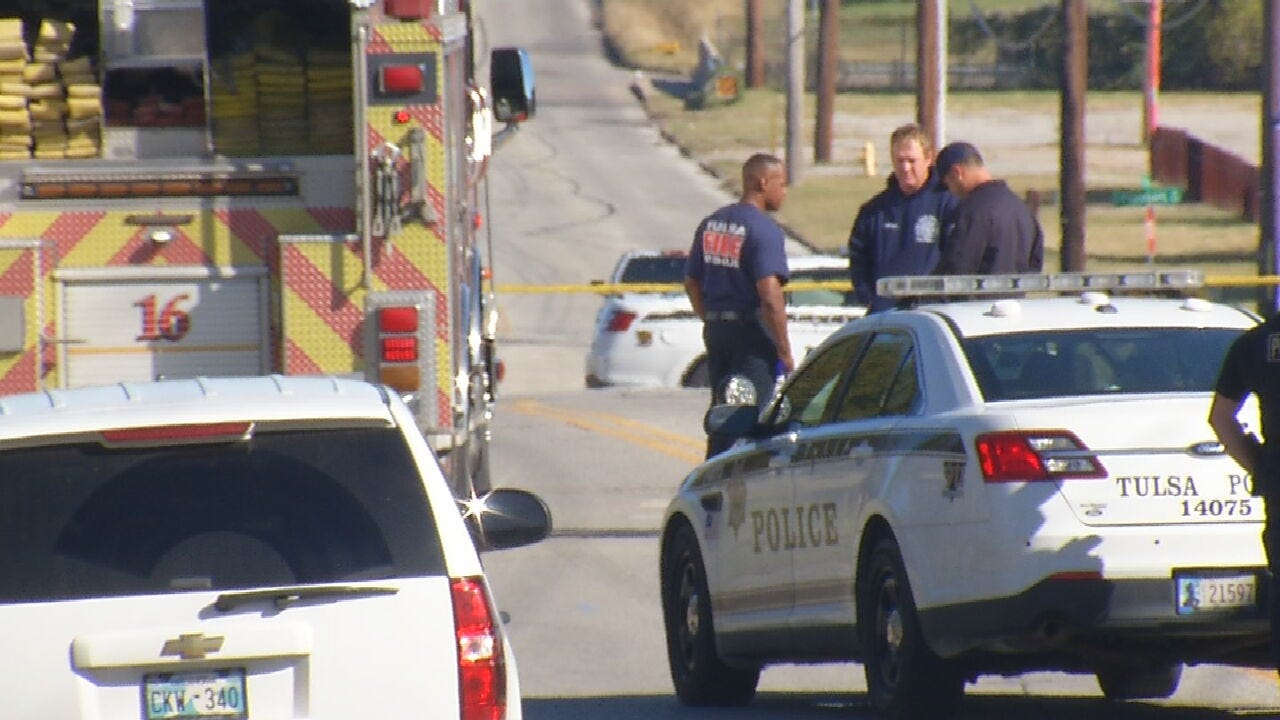 Tulsa Police Release Name Of Man Killed In Officer-Involved Shooting
