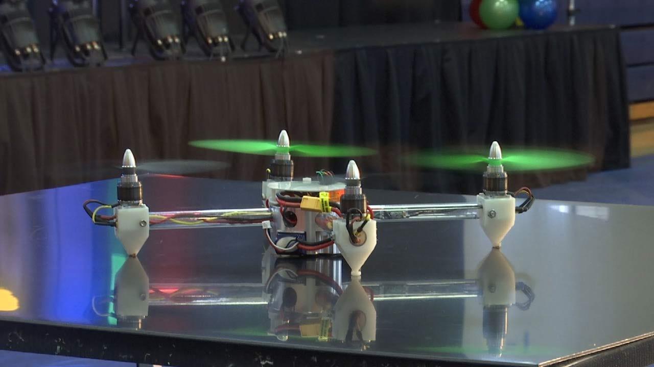 Oklahoma Students Compete In Google Aero Games