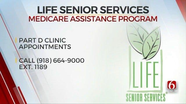 Life Senior Services Has Free Medicare Enrollment Clinic In Tulsa