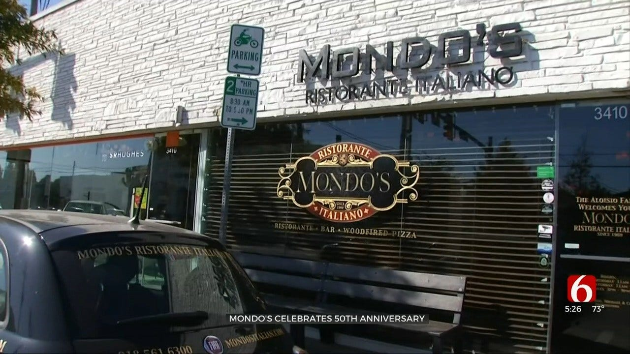 Mondo's Celebrates 50th Anniversary In Tulsa