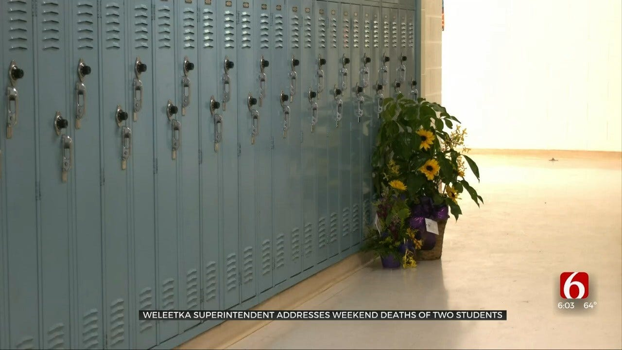 Weleetka Schools Mourning Loss Of 2 Students That Died From Carbon Monoxide Poisoning
