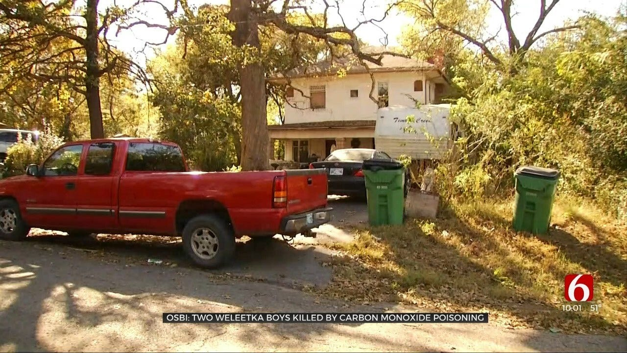 Oklahoma Family Mourns After Losing 2 Teens To Carbon Monoxide Poisoning
