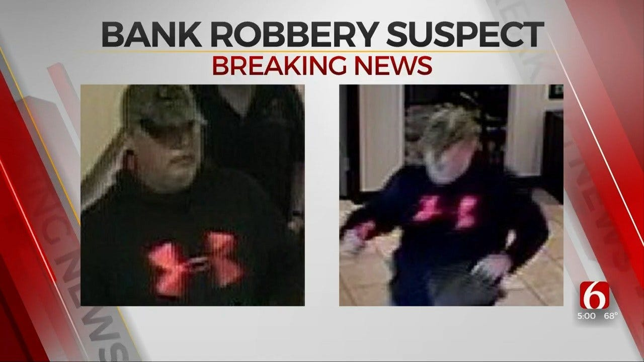 Police Investigating East Tulsa Bank Robbery