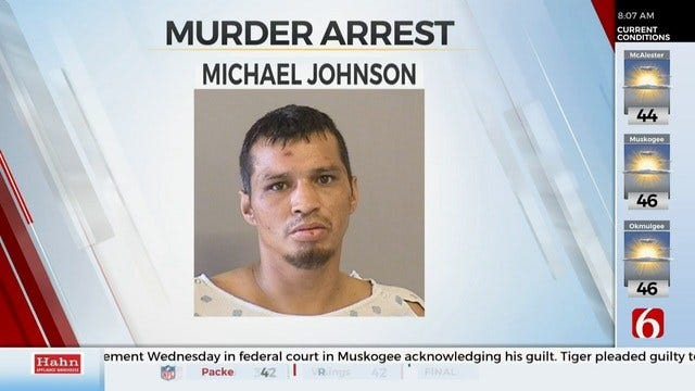 Man Arrested, Accused Of Killing Bystander During High-Speed Chase
