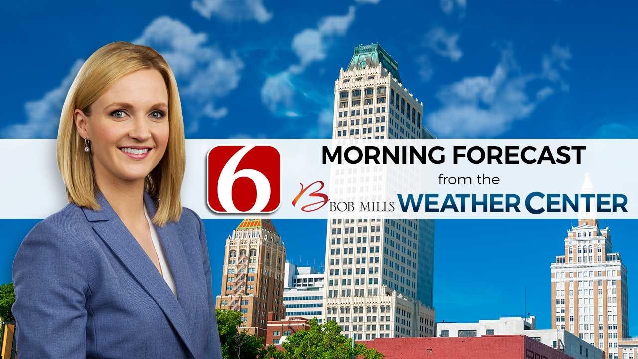Saturday Morning Forecast With Stacia Knight