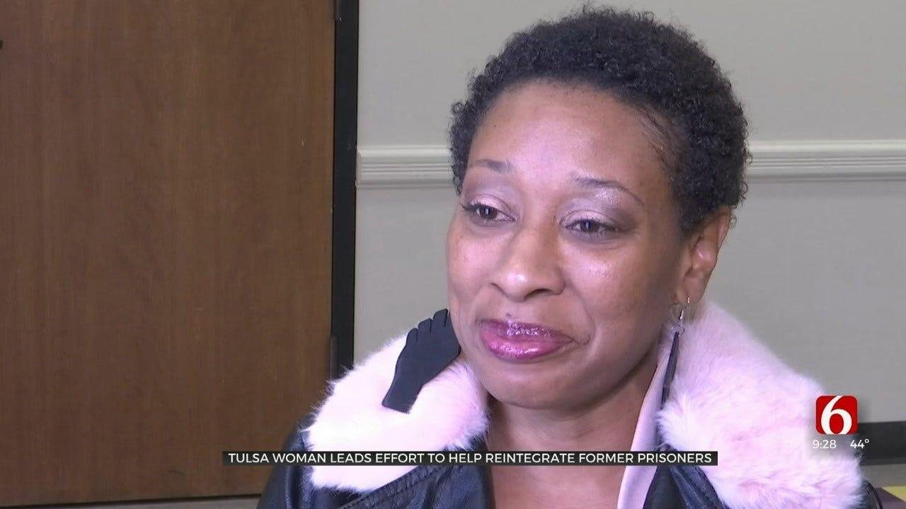 Tulsa Woman Leads Effort To Help Reintegrate Former Prisoners