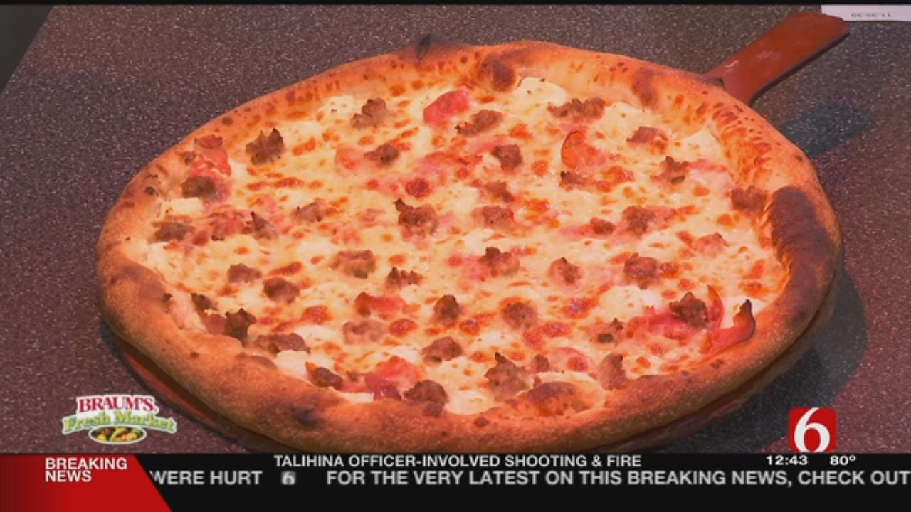 Andolini's SPQR Pizza