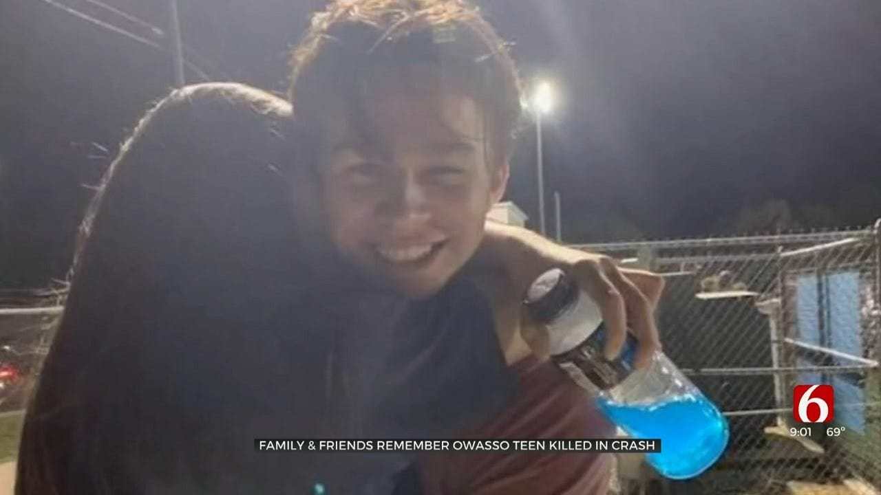 Owasso Teen Killed In Car Accident Remembered As Selfless