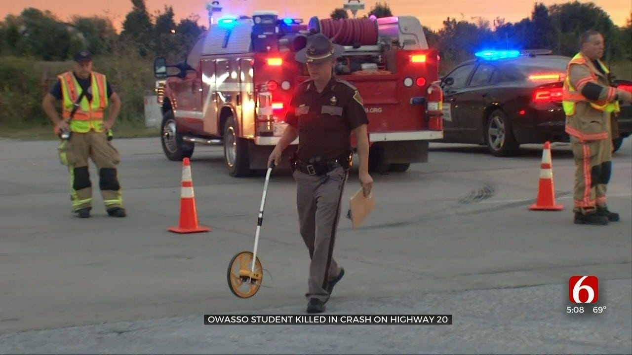 Parents Concerned After Death Of Owasso Student At 'Dangerous Intersection'