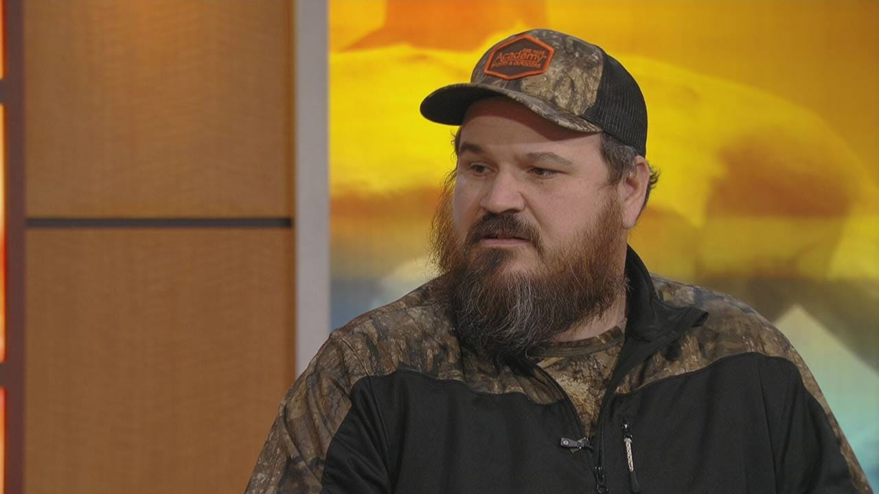 Duck Dynasty's Justin Martin On Gun Safety & Hunting Season