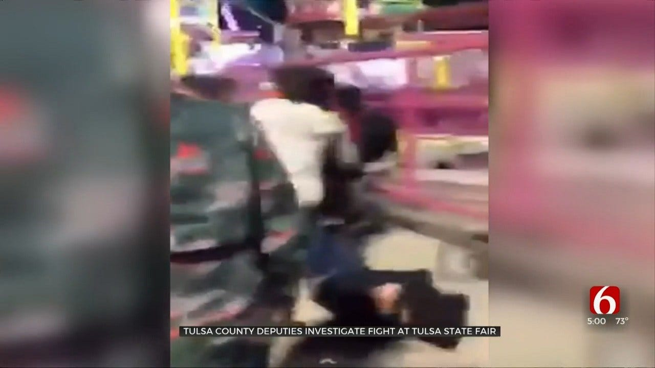 Deputies Search For Group Of Teens Accused Of Attacking 12-Year-Old At Tulsa State Fair