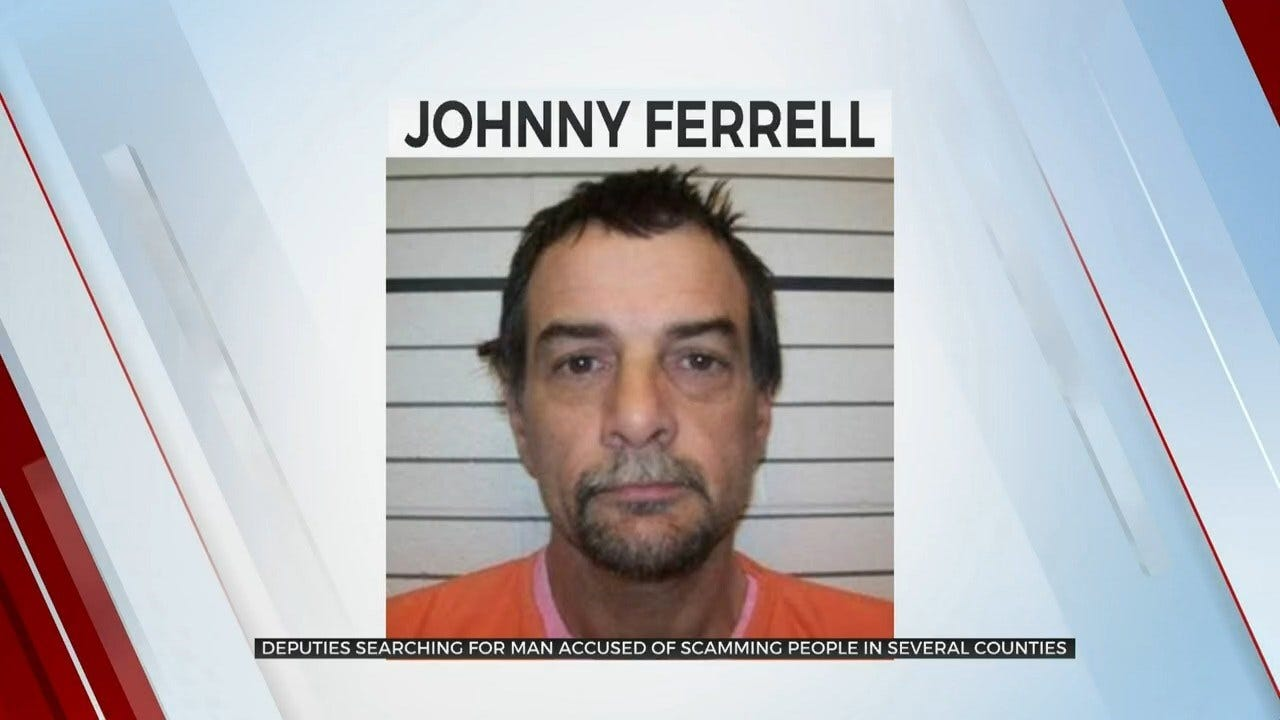 Wagoner County Deputies Search For Suspected Serial Con Artist