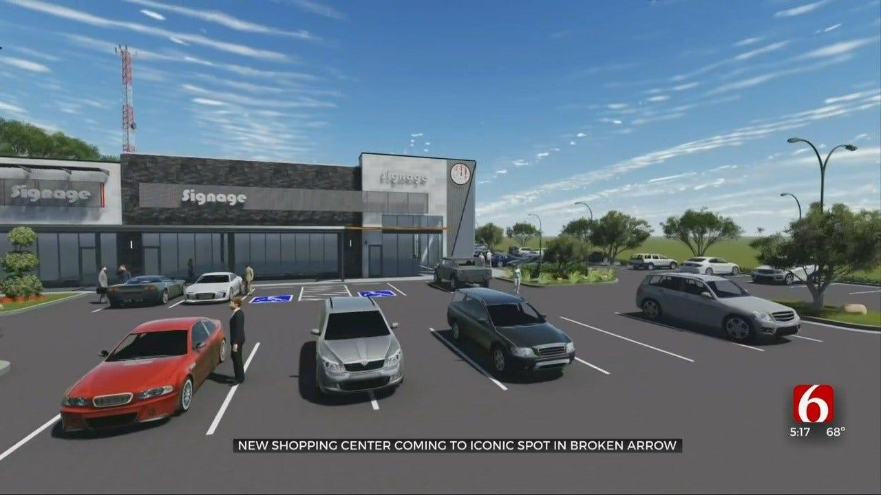 Broken Arrow Gets New Shopping Center