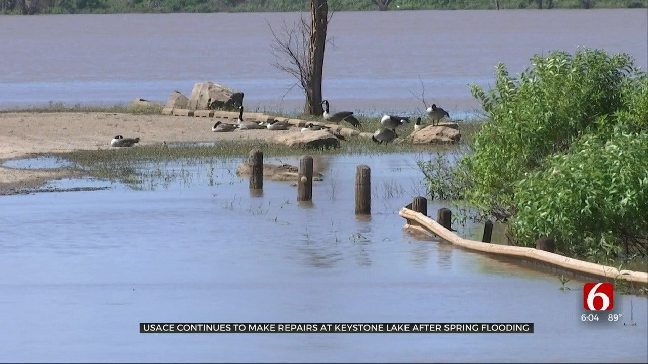 Army Corps of Engineers Still Facing Issues From 2019 Flooding