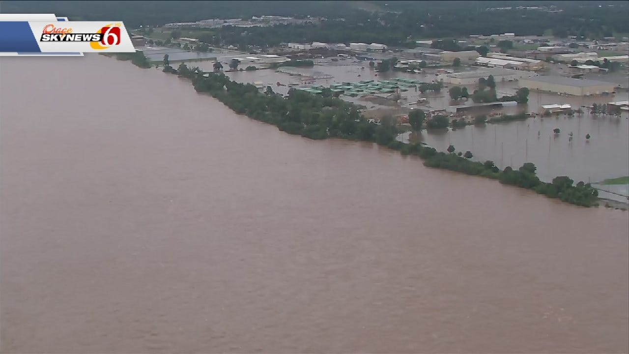 Lawmakers Host Study On Arkansas River Flooding