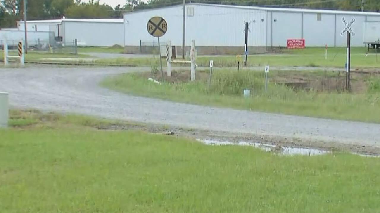 McAlester Residents Under Boil Order After Major Water Line Break