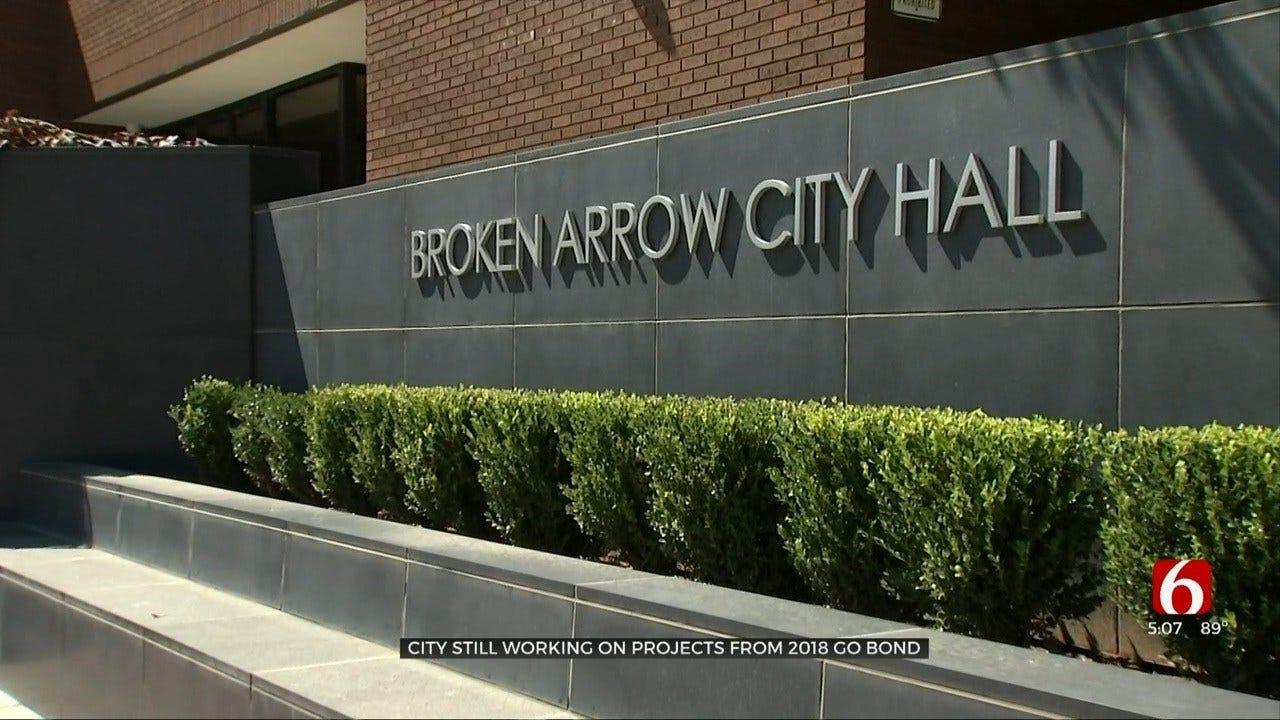 Broken Arrow Bond Funds Several Projects Since Last Year