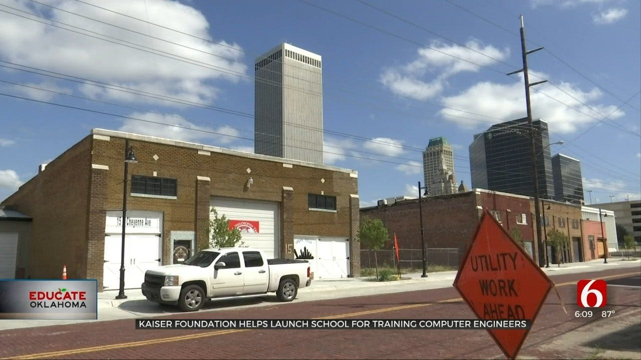 Tulsa Gets New Software Engineering School