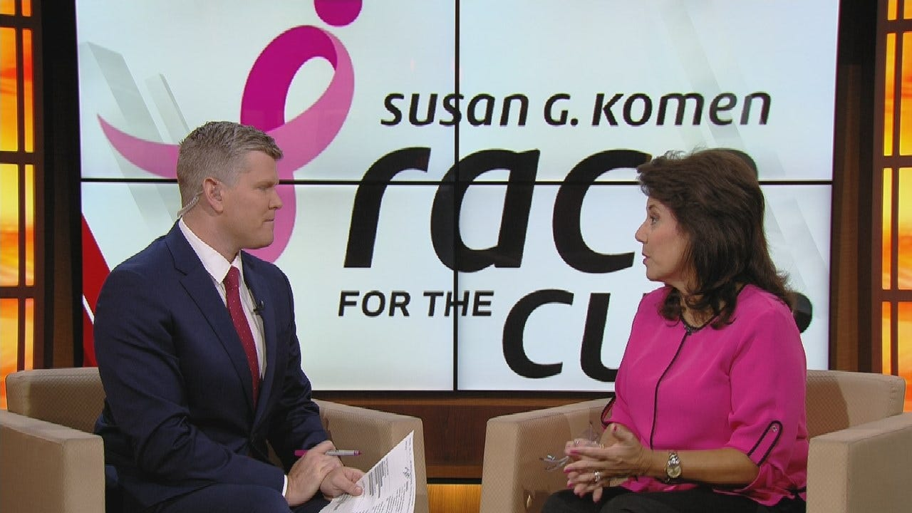 LeAnne Taylor Shares Her Survivor Story Ahead Of Race For The Cure