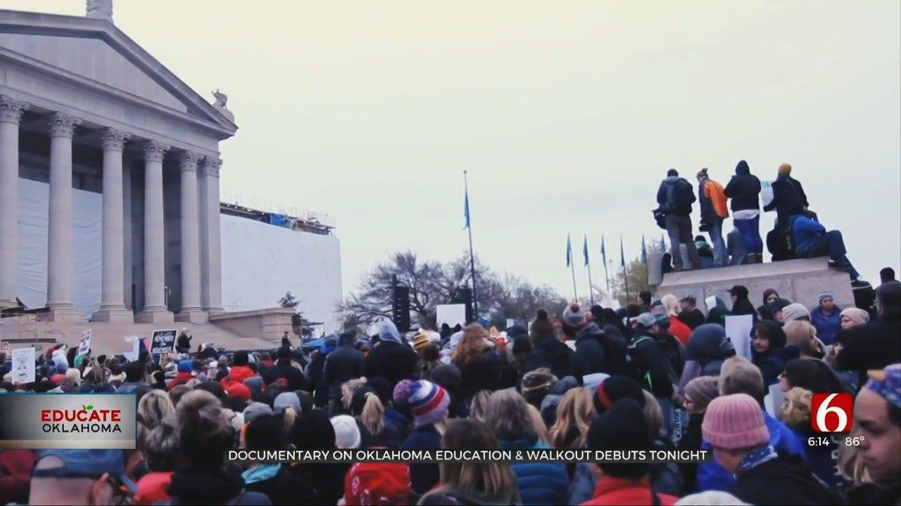 Oklahoma Public Education Documentary 'Brokelahoma' Debuts In Tulsa