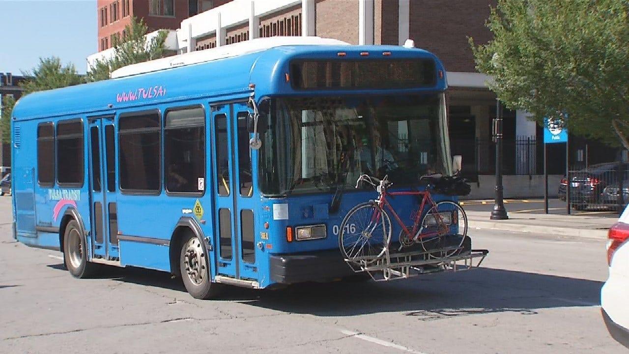 Tulsa Transit Begins New Bus Routes